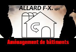 Allard F-X Sprl - Aménagement de batiments agricole
