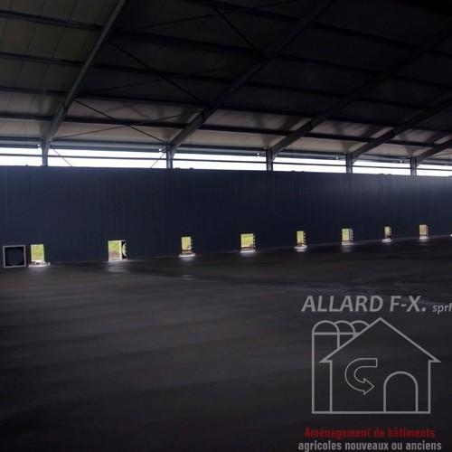 Allard F-X Sprl - Panneaux profilés