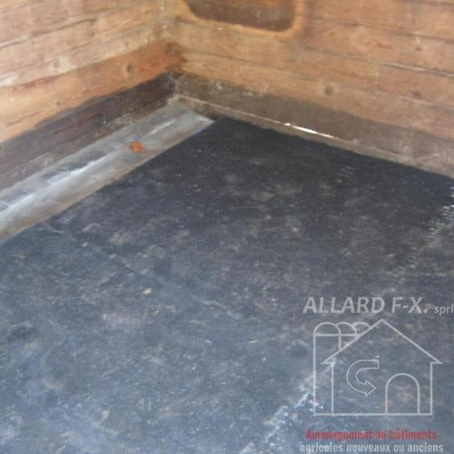 Allard F-X Sprl -  Confort de couchage